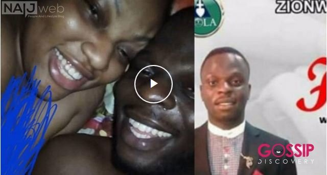 Nigerian Pastor stars like a pro in leaked atopa tape with a church member (Atopa Video)