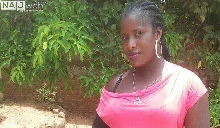 Very Sad: Photo Of Lady Knocked Down In Adenta Car Crash Pops Up And It's Heartbreaking