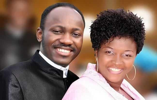 Apostle Johnson Suleiman Biography