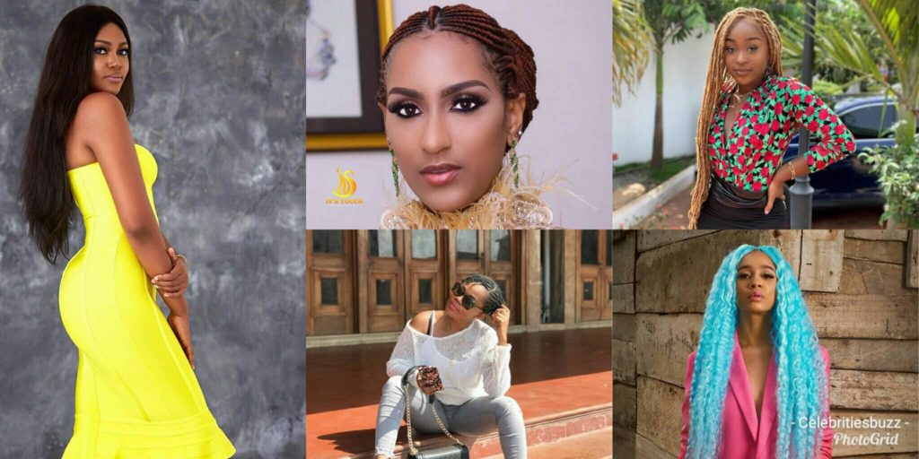 Ghana Female Celebrities