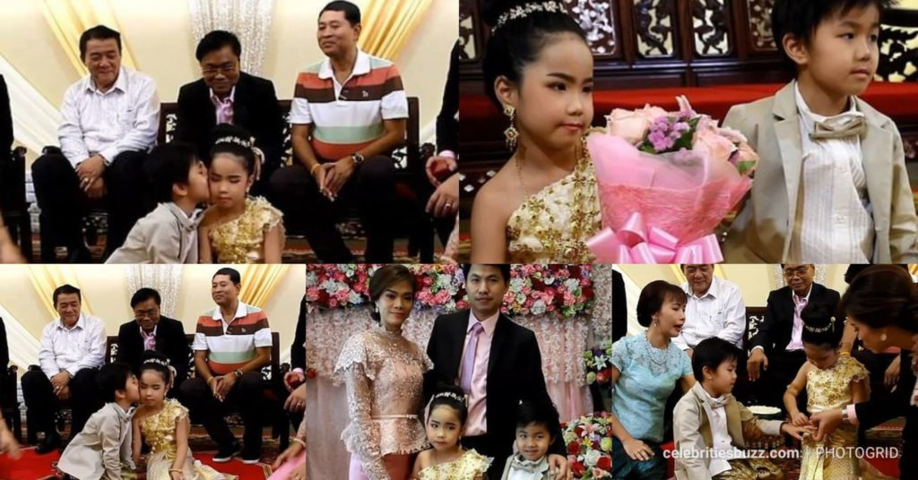 Child Wedding