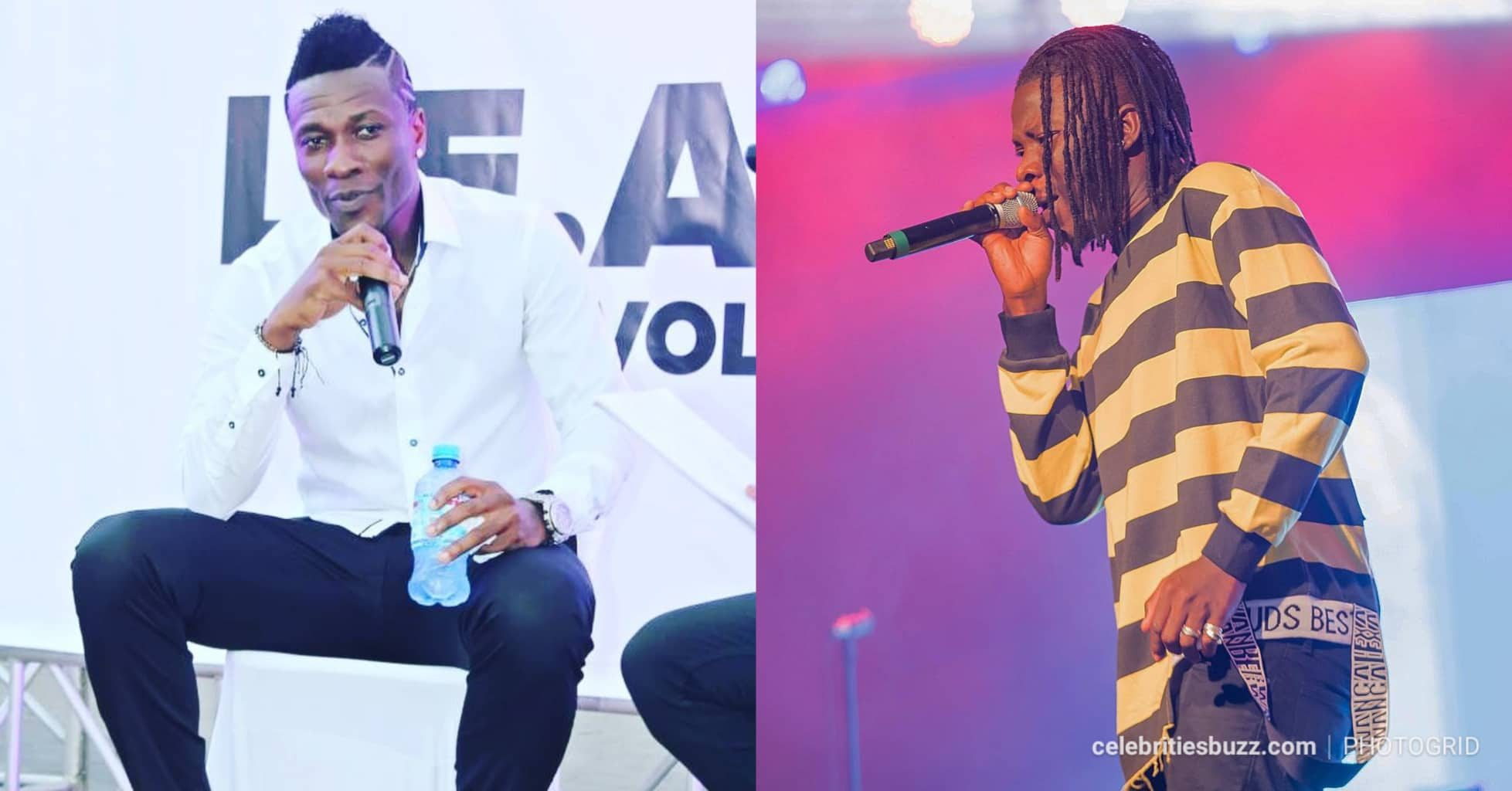 Asamoah Gyan And Stonebwoy