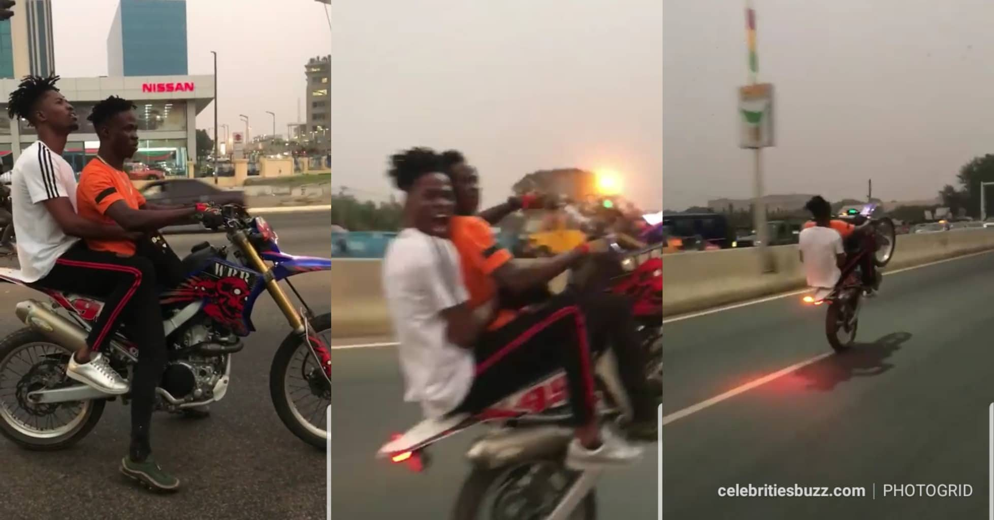 Kwesi Arthur In Danger