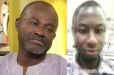 Ahmed's Murder My Hands Are Clean Ken Agyapong