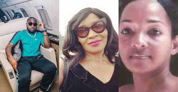 Davido's Mum Committed suicide