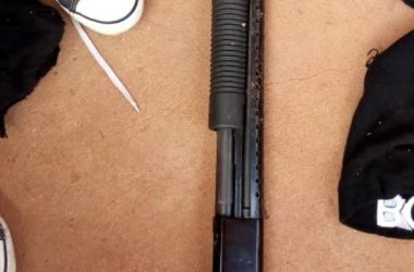 Hidden bag of guns uncovered in Assin Manso