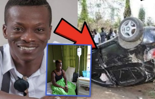 KK Fosu Speaks About His Tema Motorway Accident