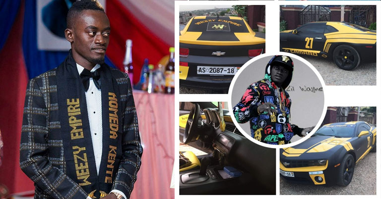 Kwadwo Nkansah Lilwin Cars And Mansions