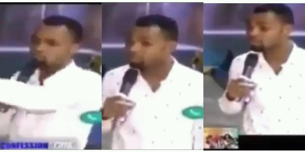 Rev. Obofour insults a church member and his grand parents