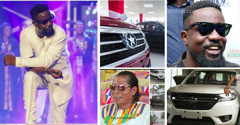 Sarkodie Just Promise To Drive Kantanka 2019