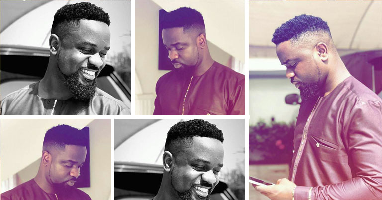 Sarkodie Release New Photos