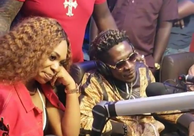 Shatta Michy And Shatta Wale