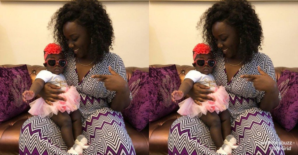 Stonebwoy Wife And Daughter