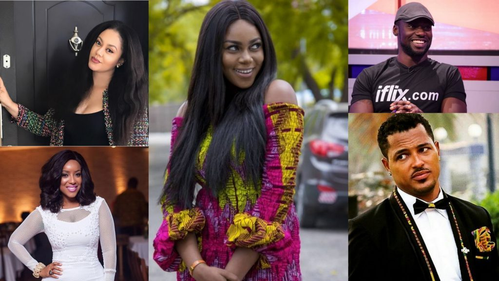 Top 10 Richest Ghana Actors And Actresses