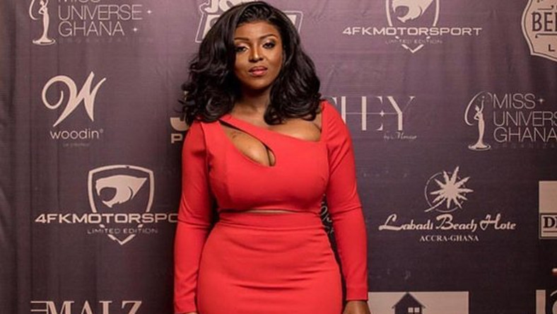 Yvonne Okoro Sextape with Adebayor
