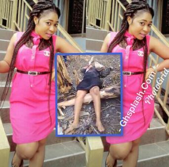 lady murdered by sakawa boys