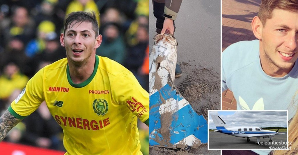 Emiliano Sala Has Been Found
