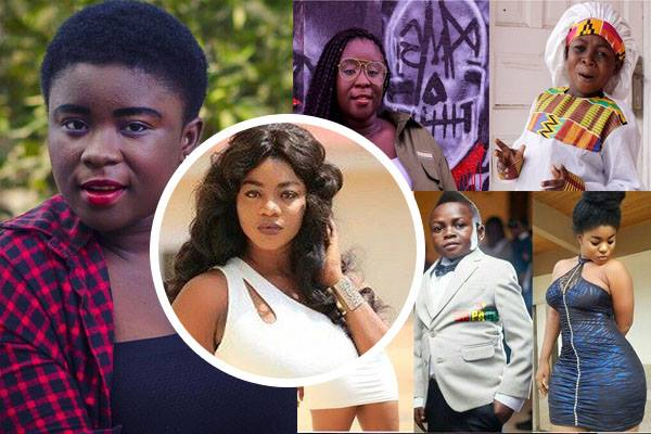 Maame Serwaa Compose Romantic Love Song For 16yr Old ActMaame Serwaa Compose Romantic Love Song For 16yr Old Actor Yaw Dabo (Video)or Yaw Dabo (Video)