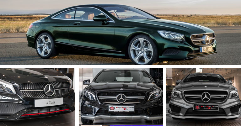 What I Use To Buy A Benz in Nigeria