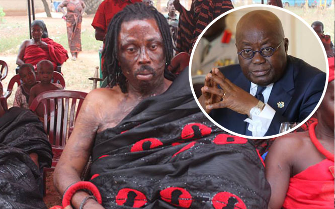 Nana Addo is one of my Dwarfs - Nana Kwaku Bonsam Reveals