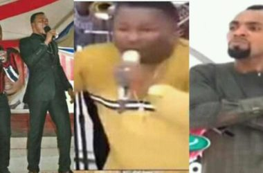 Last video of Obinim's son performing with Rev. Obofuor before his death hits online