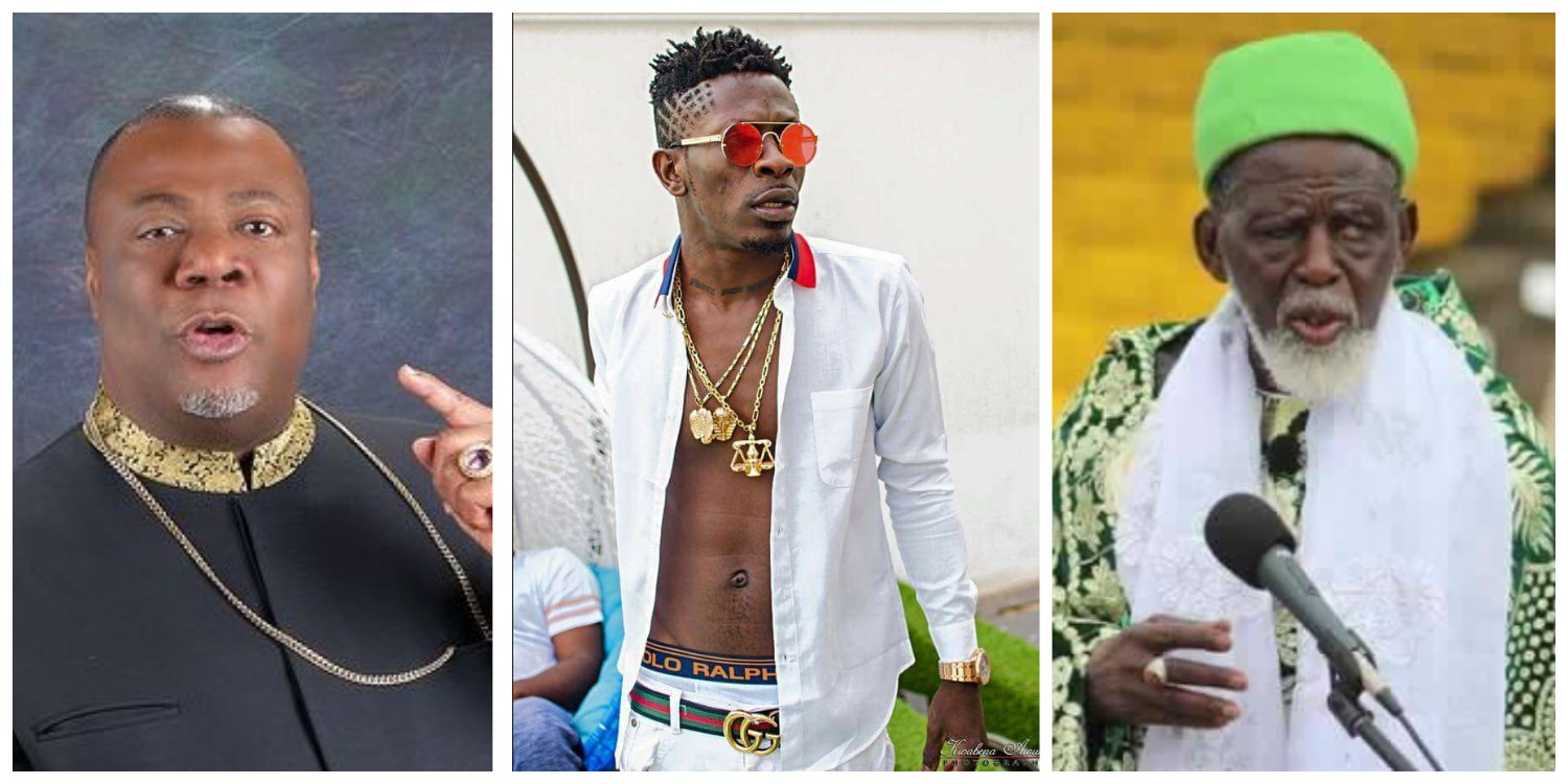 Shatta Wale, Duncan Williams, & Chief Imam Are All 'Occult? - Evangelist Provides Proof