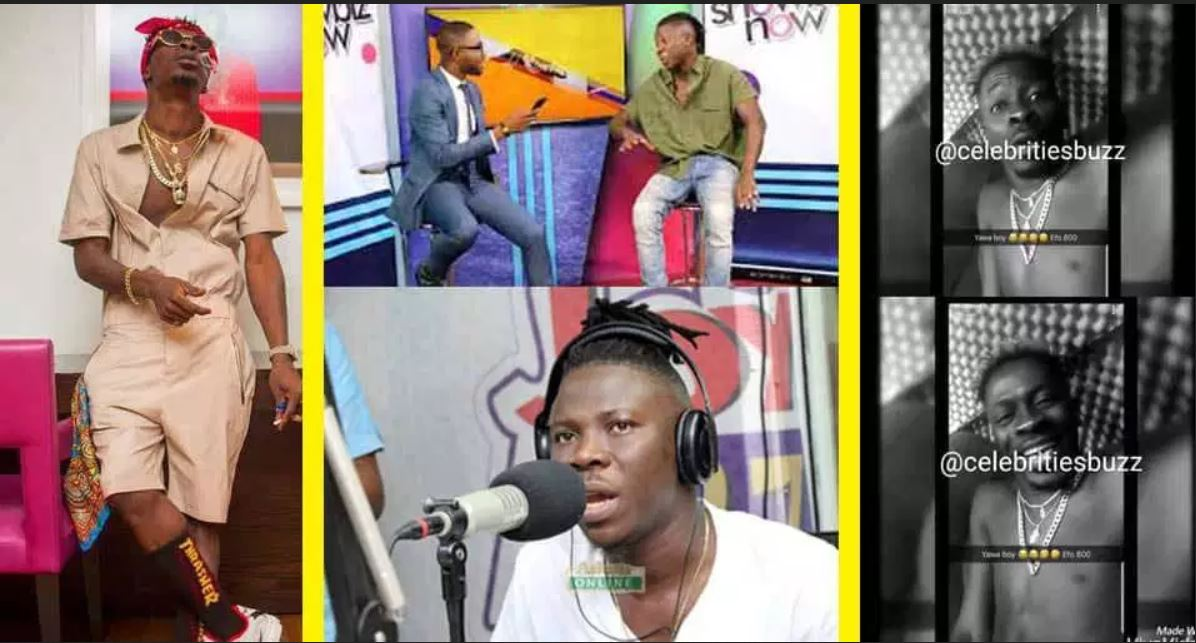 A collaboration between me and Shatta Wale is possible – Stonebwoy