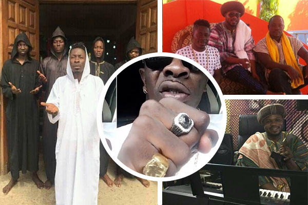 Evangelist accuses Shatta Wale of being an occult; provides 'proof'