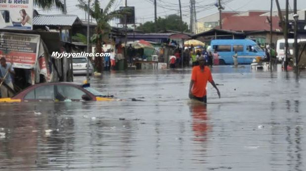 Accra not ready for heavy rains – Mayor