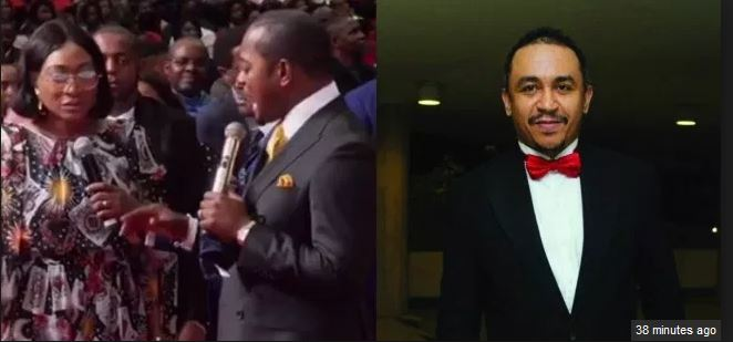 Actress Oge Okoye Became Latest To Visit Pastor Lukau In The Wake Of Elliot Resurrection (Video)