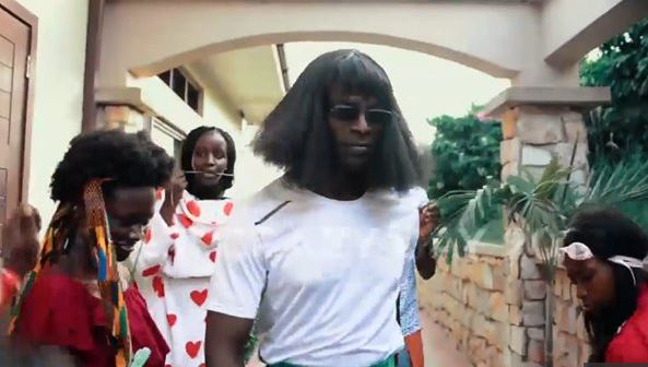 Ashesi University founder goes 'crazy', dresses like female