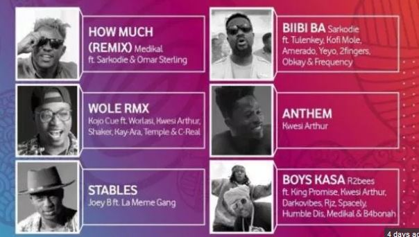 Date, Time, Venue And Tickets For 2019 VGMA