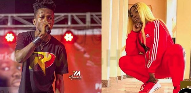 Eno Barony Choses Strongman As Her All Time Best Rapper
