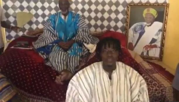 Fancy Gadam crowned 'Music King' and Peace Ambassador of Dagbon