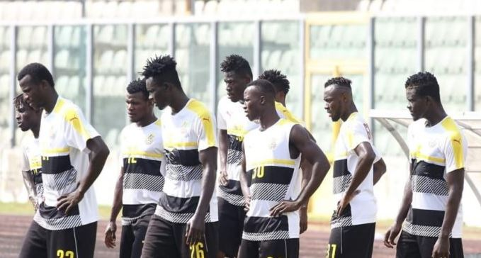 Ghana U-23 team escapes plane crash on their way to Gabon for AFCON second leg