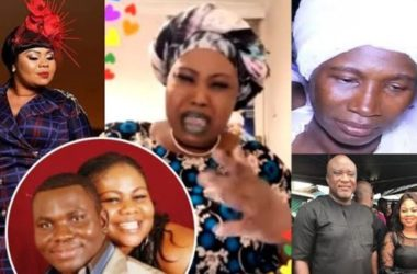 Gifty Osei slept with another man in the USA which caused her divorced-Osofo Maame Pep Donkor
