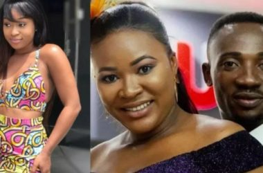 I'm in Love with Efia Odo and Even my Wife Knows that — Actor Salinko