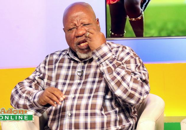 I slapped a 'trotro' driver for over-speeding – Allotey Jacobs reveals