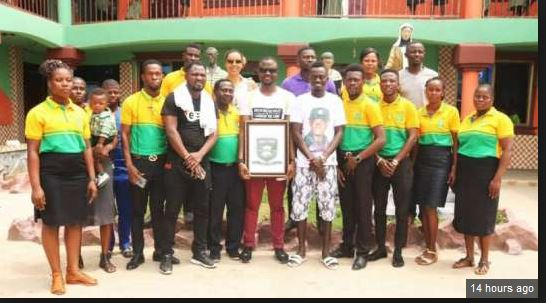 IYes Foundation Donates To LilWin's Great Minds Int. School [PHOTOS]