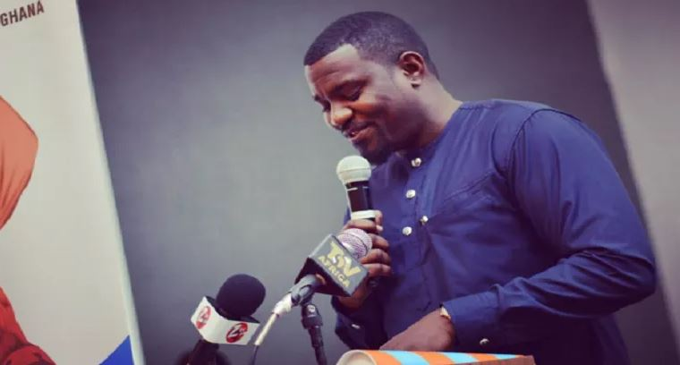 John Dumelo reveals the only answer to Ghana's problems