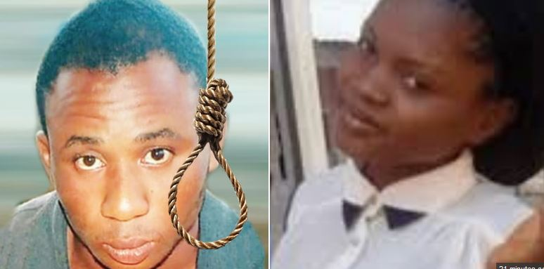 Killer boyfriend of RUGIPO student is sentenced to death by hanging