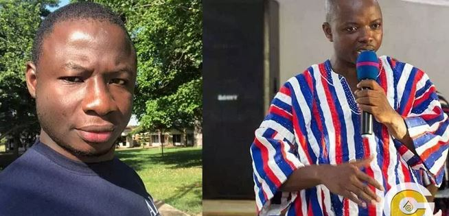 Kotobabi police took bribe to release suspected Ahmed Suale killer - Abronye alleges