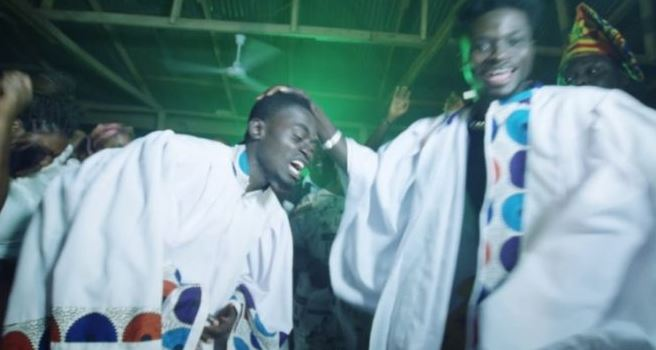 """VIDEO: Lilwin And Kuami Eugene Drop Official Music Video For """"Anointing"""""""