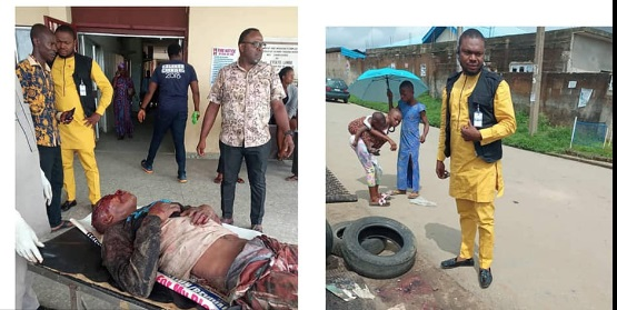 Man Beaten To Stupor After Allegedly STEALING Phone From A Church In Calabar