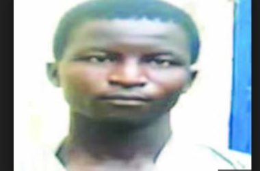 Photo: Man arrested for raping 7-year old girl, blames evil spirit