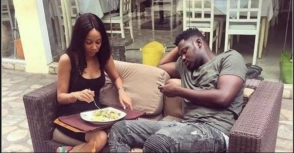 Medikal denies ever cheating on Sister Deborah