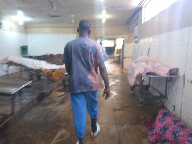 Mortuary Workers Threatens To Dump Dead Bodies At Akufo-Addo's House