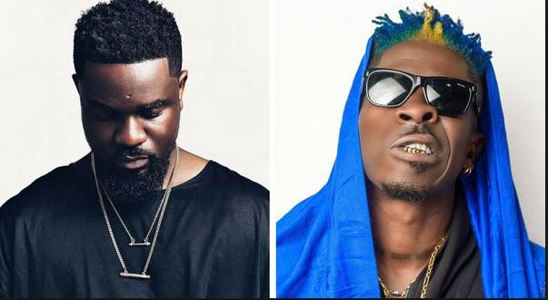 My new girl is f*cking with Shatta – Sarkodie says in his latest song with Kizz Daniel