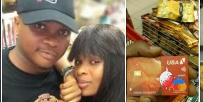 Nigerian Man Gushes Over His Girlfriend After She Paid The Bills
