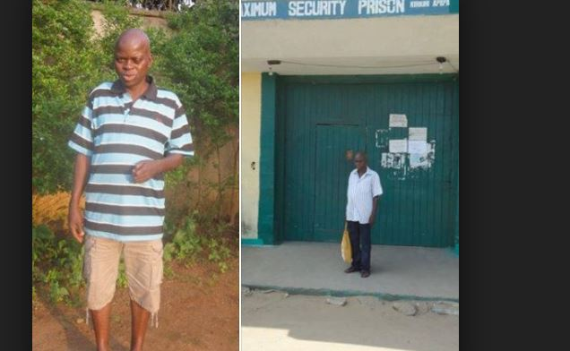 Nigerian man wrongfully imprisoned for 24 years, shares his heartbreaking story